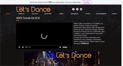 Preview of let-s-dance.net